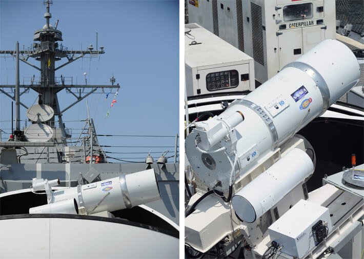 New Military Technology 2014 2014 navy lasers futureNew Military Technology 2014