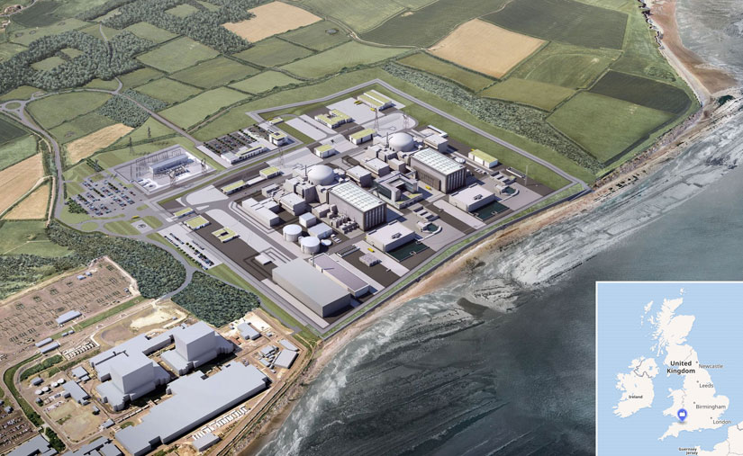 Hinkley Point C 타임 라인 2026