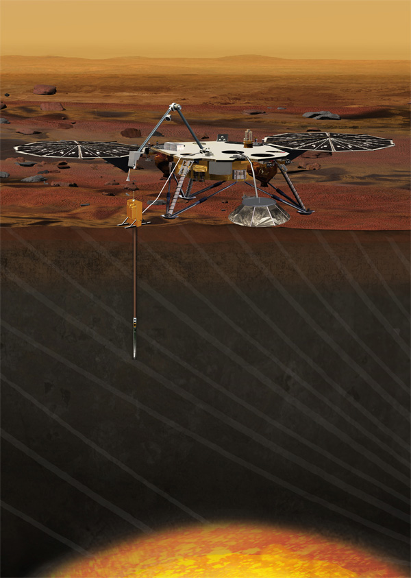 insight mars 2016 nasa probe