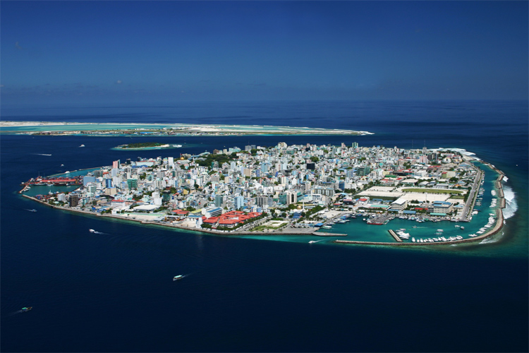maldives rising sea levels 2025 2040 future