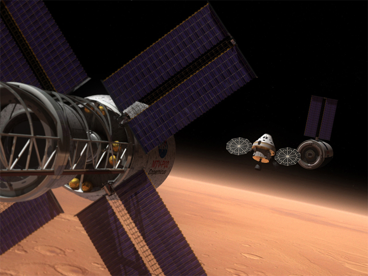 nasa manned mars program - photo #17