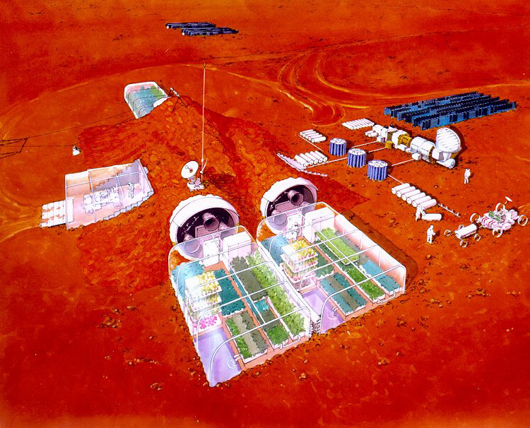 mars future base colony concept 2050 2059