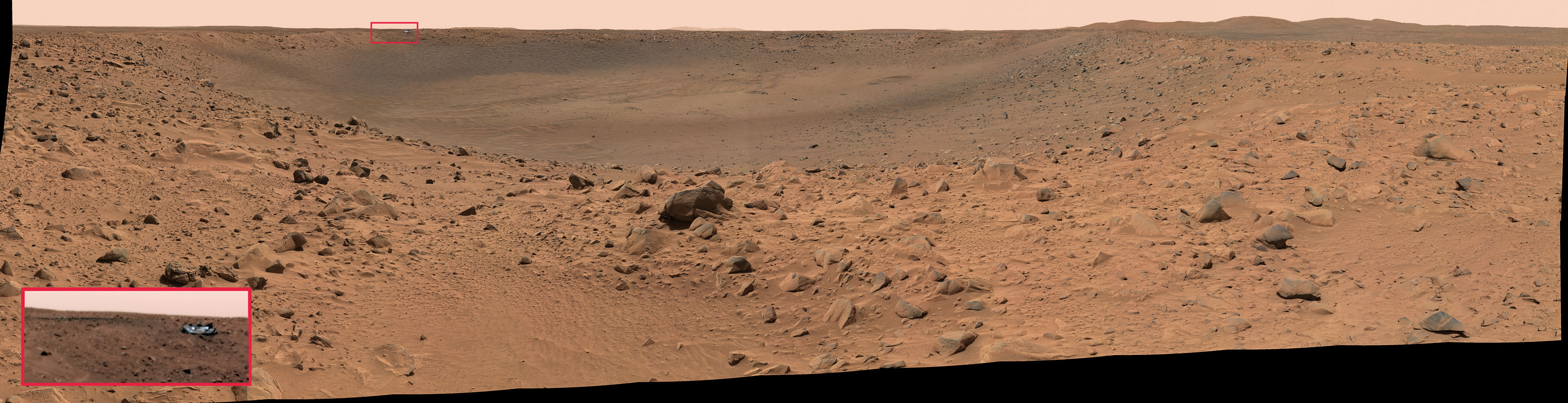 opportunity mars rover timeline - photo #36