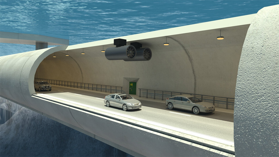 submerged floating tunnel ppt  software