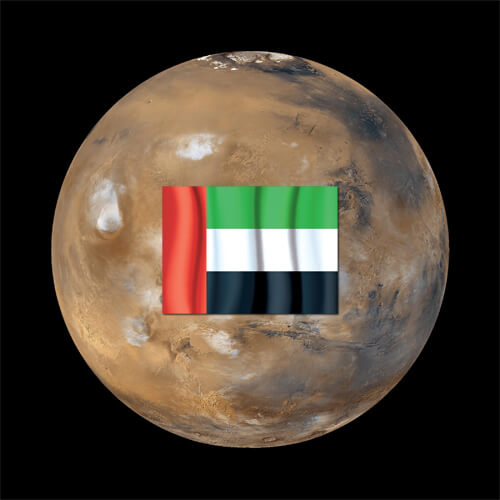 united arab emirates mars 2021 future timeline space