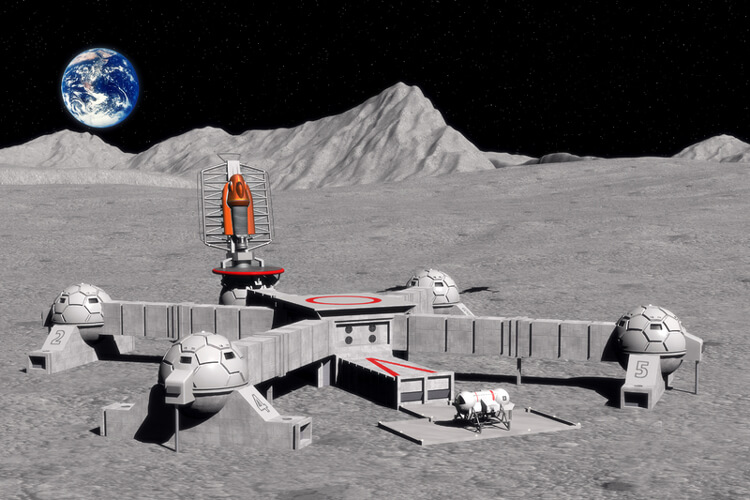 future moon base designs - photo #23