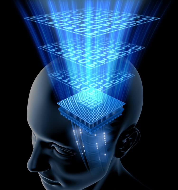 mind uploading software humans artificial brain computer 22nd century future technology singularity immortality