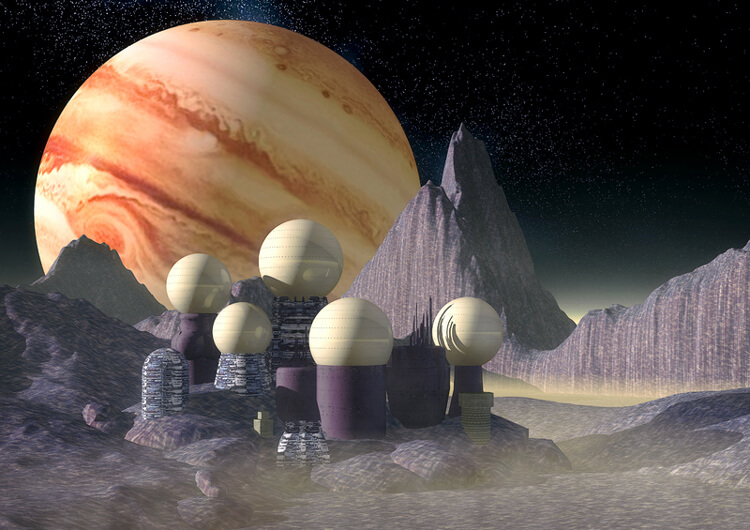 jupiter colony