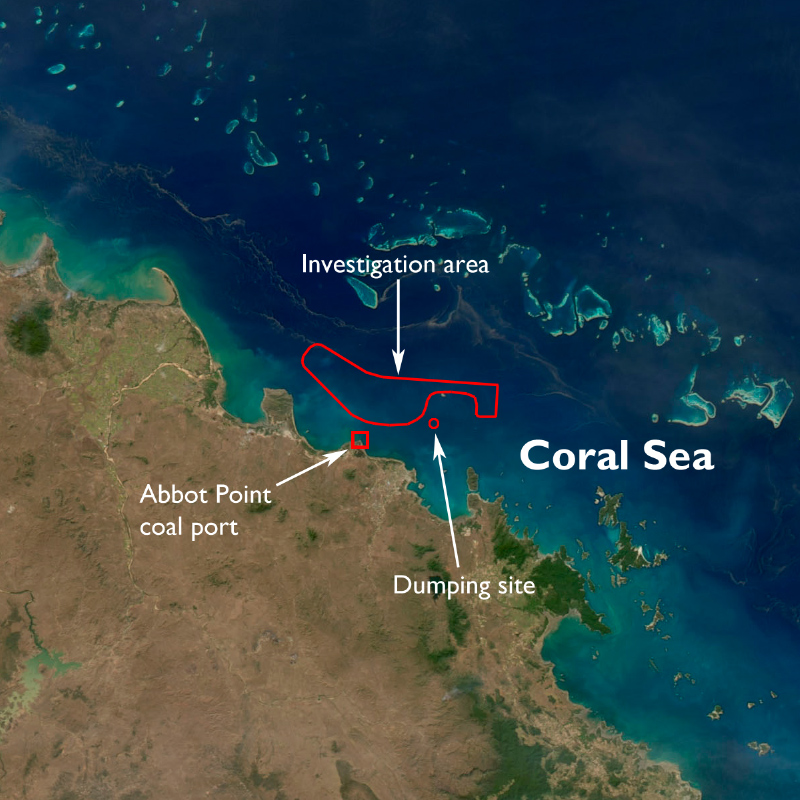 Great Barrier Reef Dumping Plan Approved