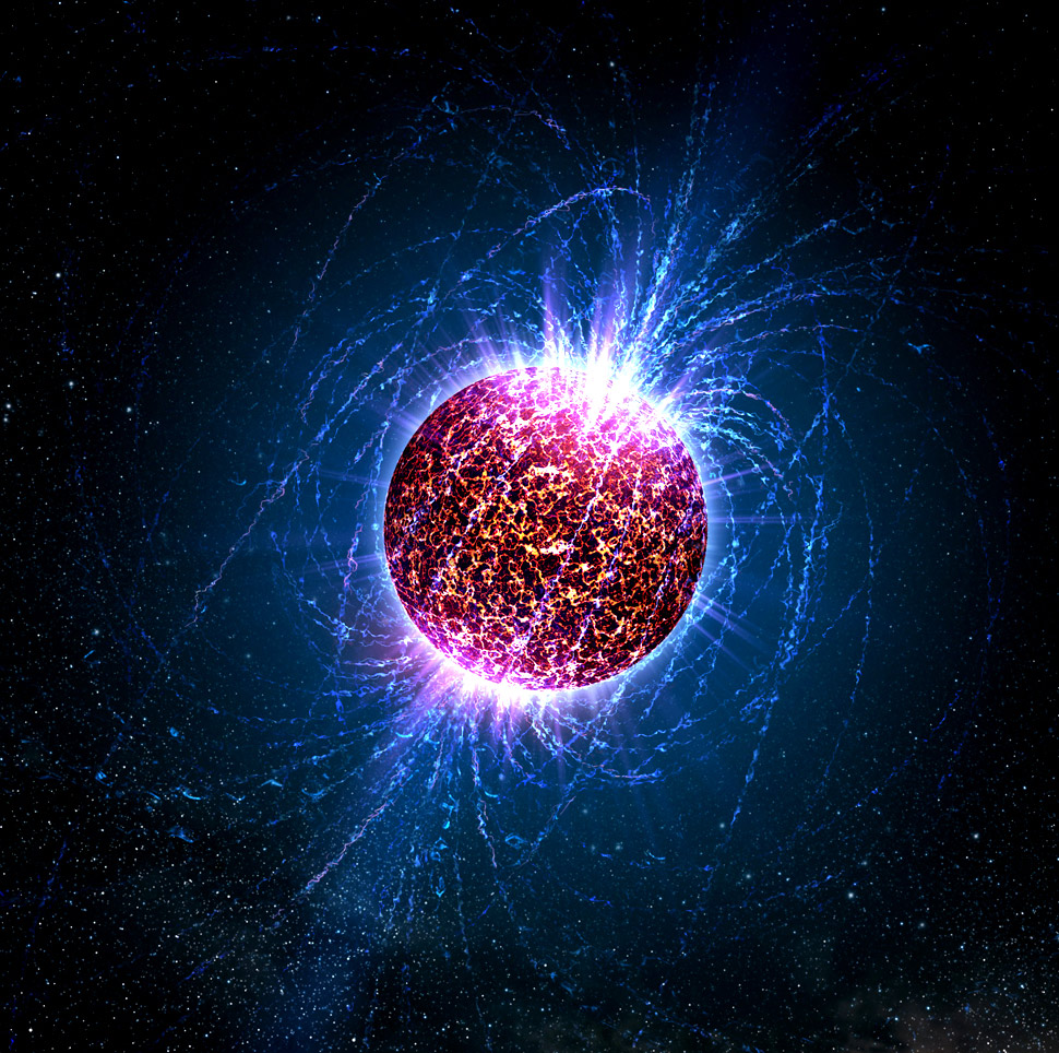 """Astronomers discover a bizarre new type of """"hybrid"""" star"""