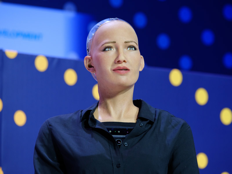 The future of robots and artificial intelligence