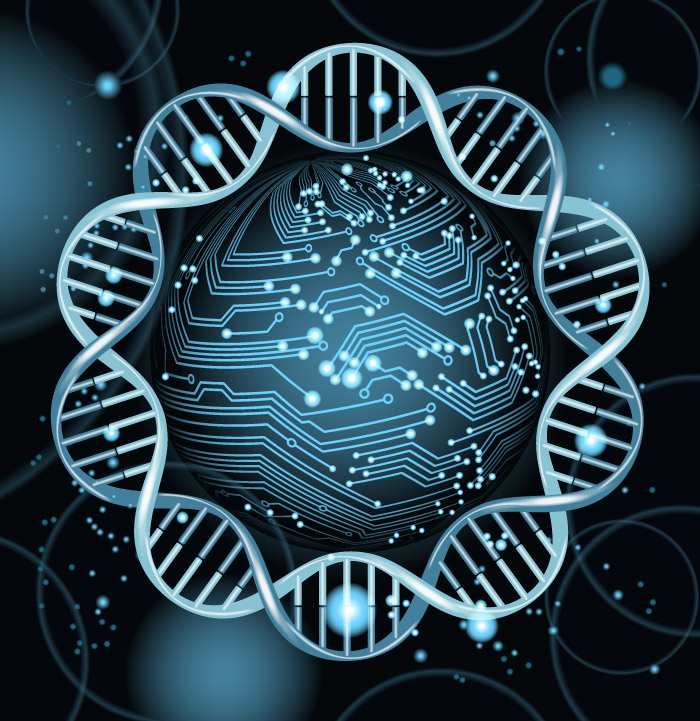 Breakthrough in creating DNA-based electrical circuits