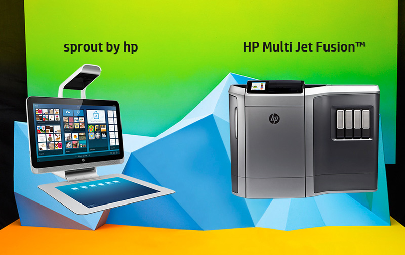 hp blended reality ecosystem