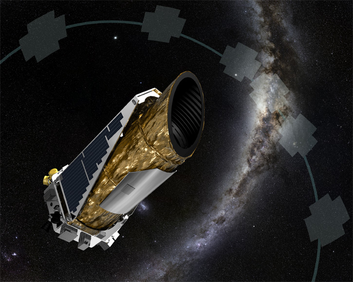 kepler space telescope