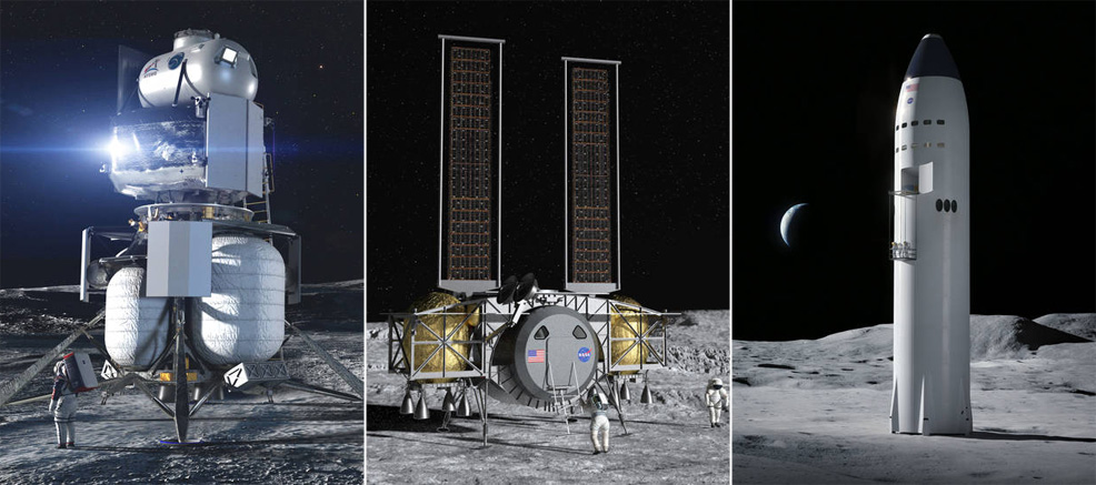 nasa moon future timeline 2024