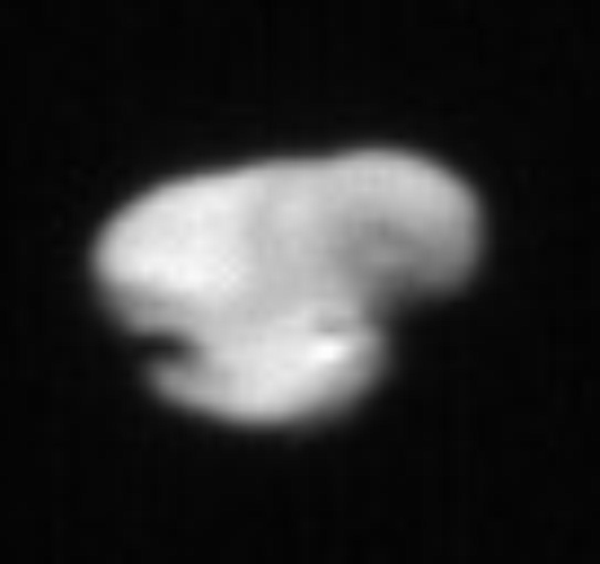 Hydra Moon: Latest Images From Pluto