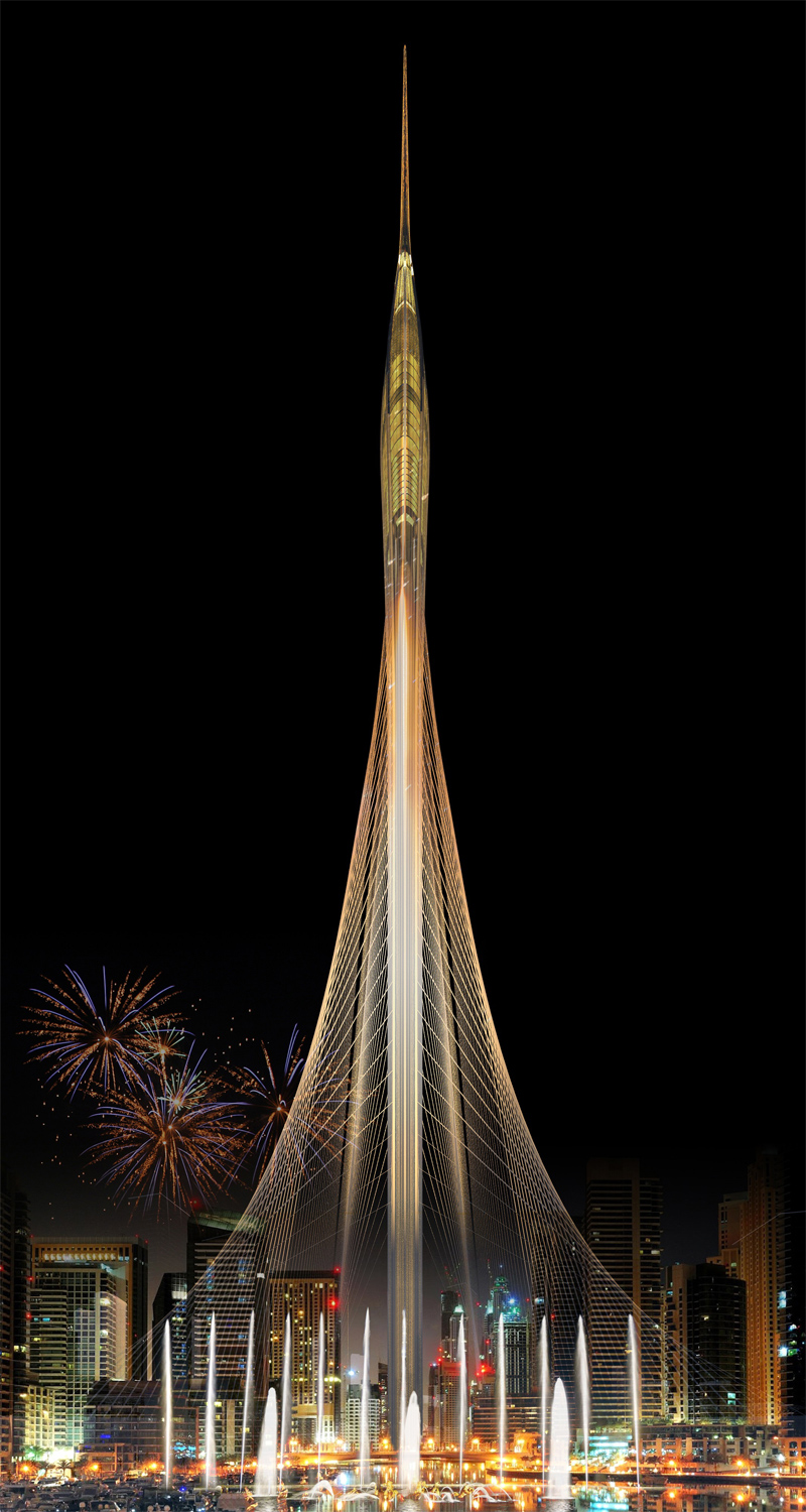 Dubai to build tallest tower by 2020