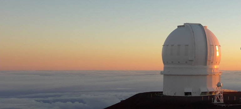 canada france hawaii telescope 2015 rr245