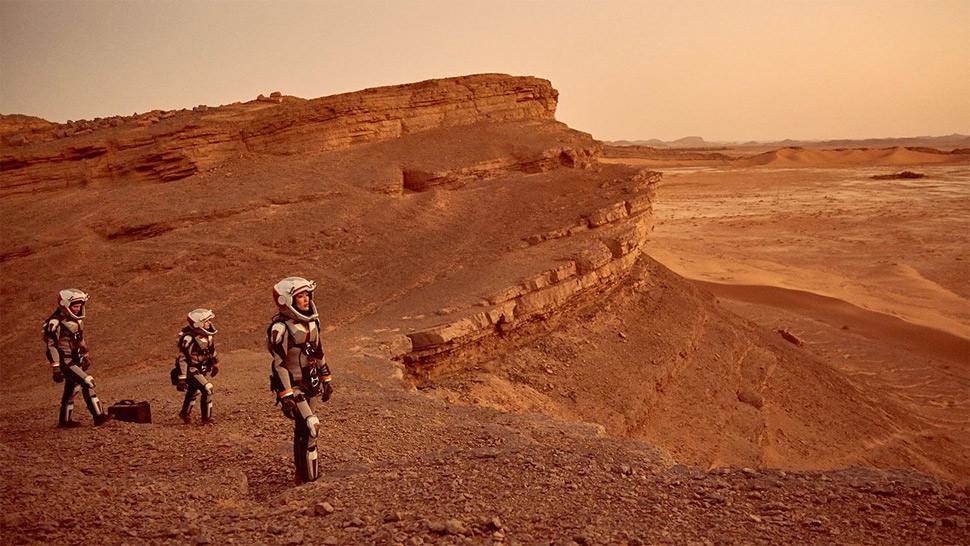 mars national geographic 2033