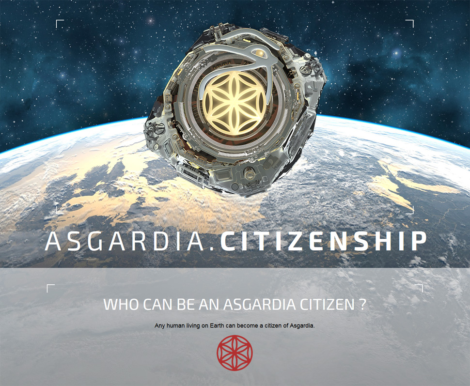 Asgardia future timeline
