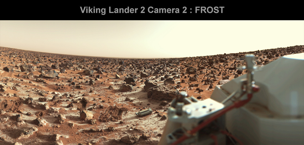images from mars viking 2 - photo #4