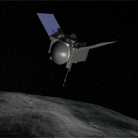 asteroid sample return mission 2016 2023