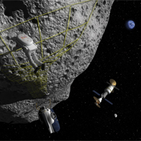 manned asteroid mission 2020 2021 2025 future