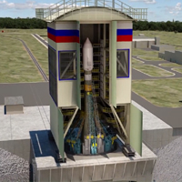 russian spaceport 2018