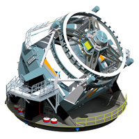 The Large Synoptic Survey Telescope begins full operations 2022