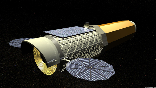 Space Future Timeline Resources Technology